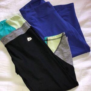 Pants - Cropped Legging Tracksuit Sweatpants
